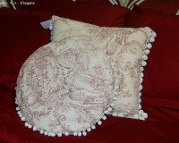 romantic cushions,romantic pillow cases,