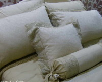 french lace pillowcases,romantic bedroom decorating ideas,decorative pillows for bedroom,high end bedroom decorating ideas,feminine bedroom decor,
