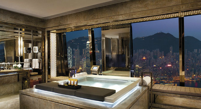 Photogallery: Top 10 most amazing hotel bathrooms in the World
