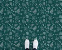 Flooring, Flooring Designs, Tropical Leaf Collection, Tropical Leaf Design, Atrafloor, Tropical Trend, Tropical Style, Interior Design, Floor Design, Floor Décor, Decorating, Natural Design, Natural, Leaf Design, Leaf Décor, Interior Decorating, Floors, Floor Coverings, Tropical Leaf, Tropical Inspiration, Natural Inspiration, Natural Style, Flooring Ideas, Flooring Products, Product Design, Products, Interior Design Products