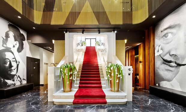 Hotel vincci gala barcelona archi - Hotel vincci barcelona ...