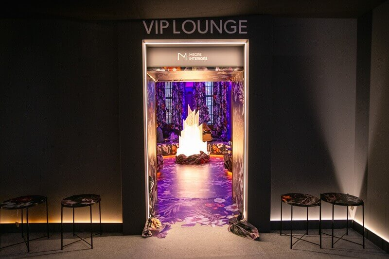 vip bar design trends 2019,trends in vip lounges 2019,hospitality designers london,luxury restaurant interior design,sleep & eat vip lounge,