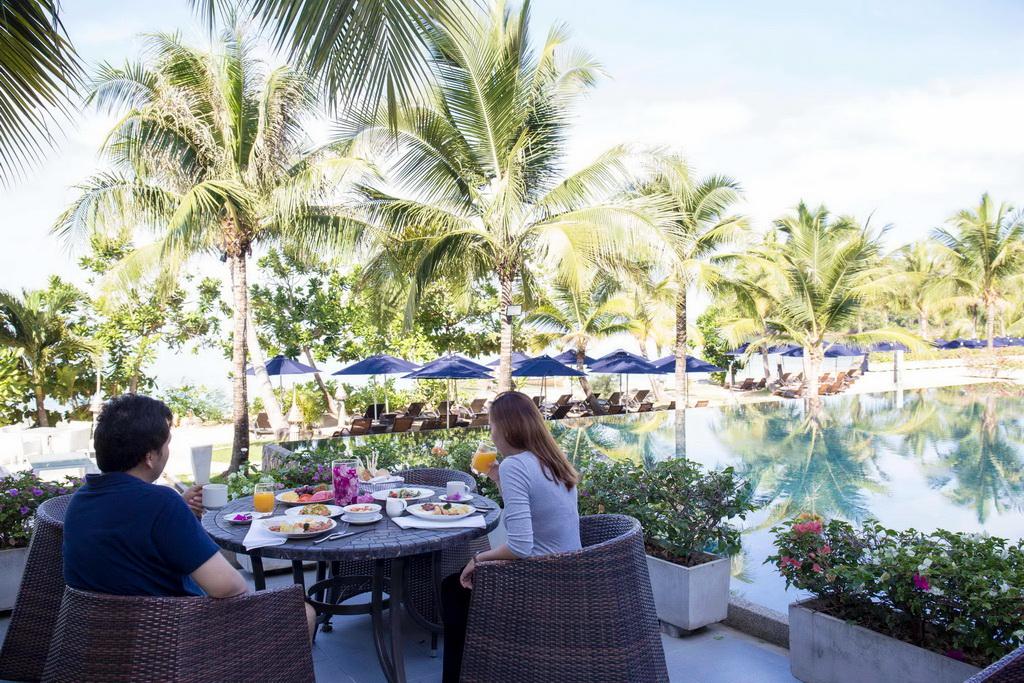 Beyond Resort Krabi,Thailand,luxury restaurant design,restaurant design ideas,high end restaurant design,modern restaurant design,luxury bar design,bar design ideas,outdoor sofa ideas,luxury outdoor sofa