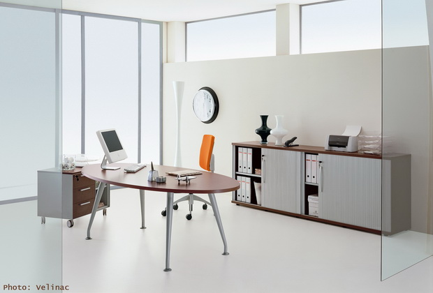 modern office interior,orange office chair,glass office wall,glass office door,workspace design ideas,