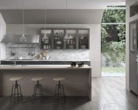 best italian kitchen cabinets brands,high end kitchen design ideas,choosing the style of your kitchen,contemporary kitchen island with seating,decorate kitchen with cabinet doors,