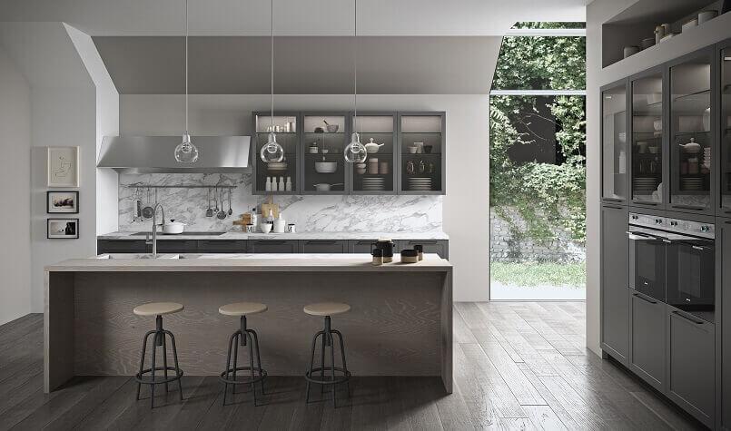 Italian Kitchen Style Vita Bella Archi Living Com