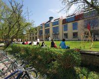 Weimar Bauhaus University,UNESCO World Heritage site,Bauhaus arts and architecture academy,celebrate Bauhaus,Thuringia Germany