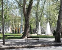 Zrinjevac Park,Zagreb,Croatia,parks in Zagreb,weekend travel inspiration,
