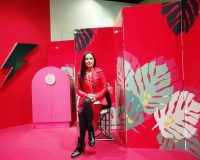 danica maricic interior designer,salone del mobile milano design week,designer furniture for living room,red pink green decorating ideas,altreforme furniture,