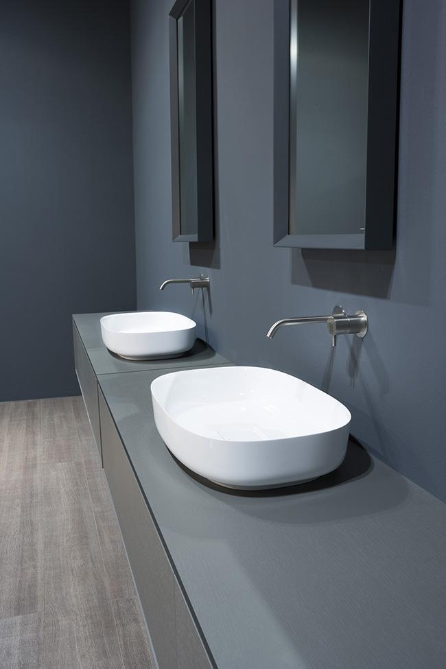 antoniolupi – BOLO washbasins – designed by Mario Ferrarini ...