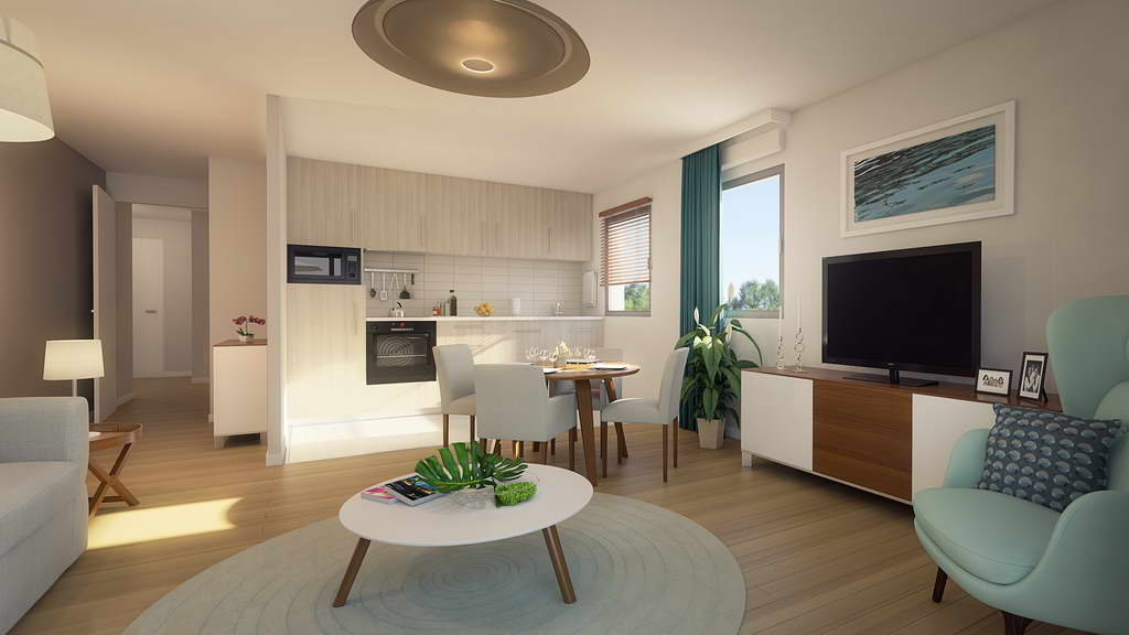 living room designs inspired by nature,small kitchen and dining room,living room neutral colour schemes,living and dining room interior design,open space kitchen dining and living room,