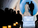 arctic snow hotel & glass igloos rovaniemi,getting married in ice hotel,winter wedding ceremony ideas,wedding venues in finland,wedding in ice hotel finland,