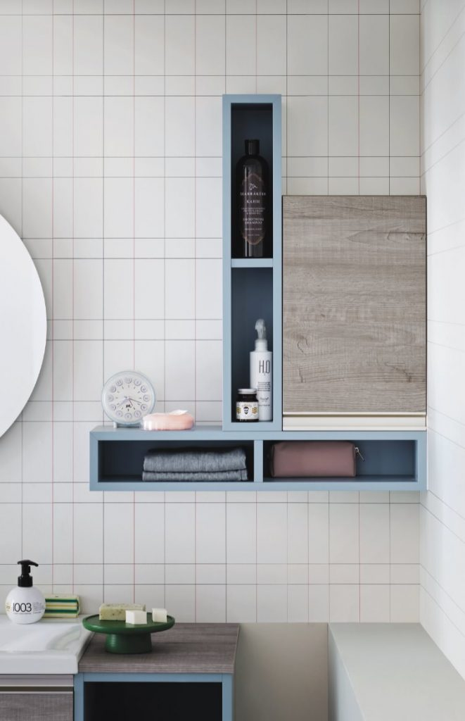 Bathroom Furniture Design – Feeling at Ho.Me | Archi-living.com