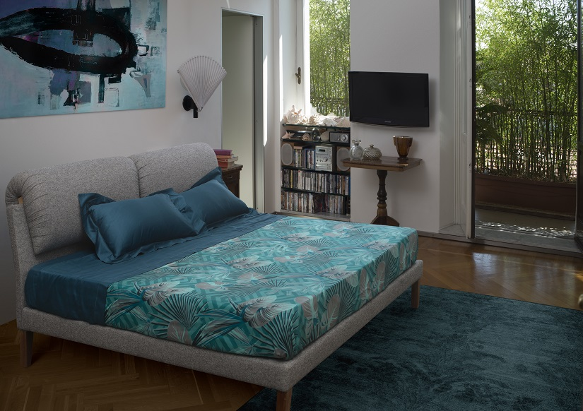 modern bedroom with antique furniture. Luxury Homes,luxury Apartments,luxury Apartments Milan,luxury  Italy,luxury Modern Bedroom With Antique Furniture T