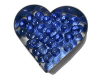 Blue Heart, Heart, Blue Color, Modern Art, Art Ideas, Love, Design Inspiration, Interior Décor