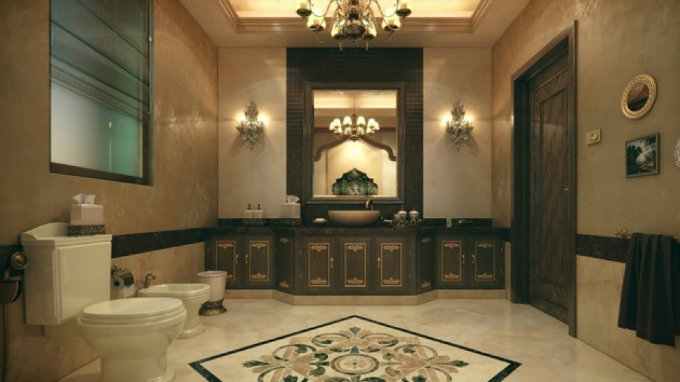 Pictures Of Beautiful Bathrooms Classy Classic And Beautiful Bathrooms  Archiliving