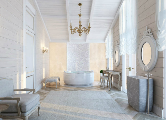 Classic And Beautiful Bathrooms Maison Valentina Maisonobjet 2016
