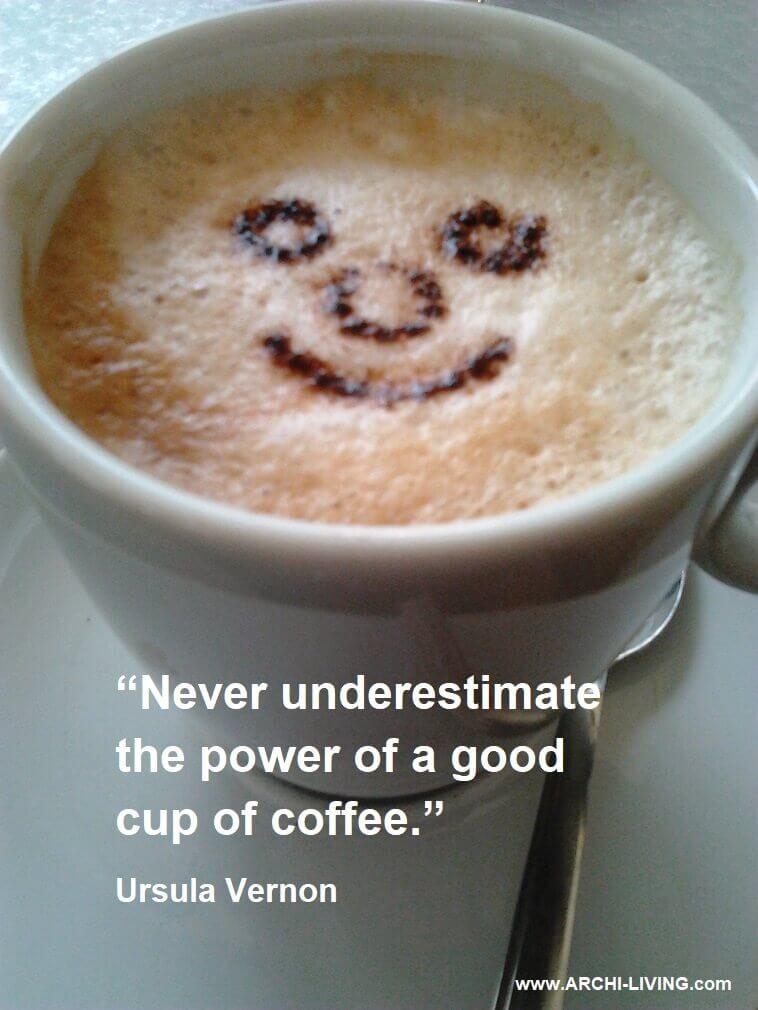 ursula vernon quotes,smiley face coffee cup,good cup of coffee quotes,smile emoticon coffee art,positive coffee photo quotes,