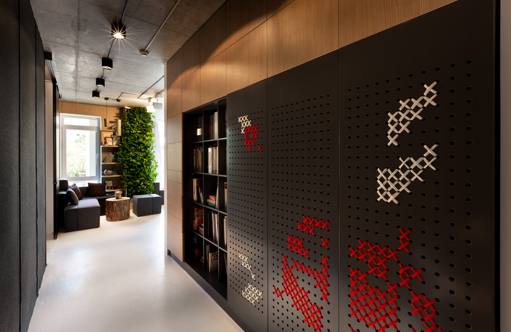 Yakusha Design Studio,office design,innovative office design,workplace design,creative office design,