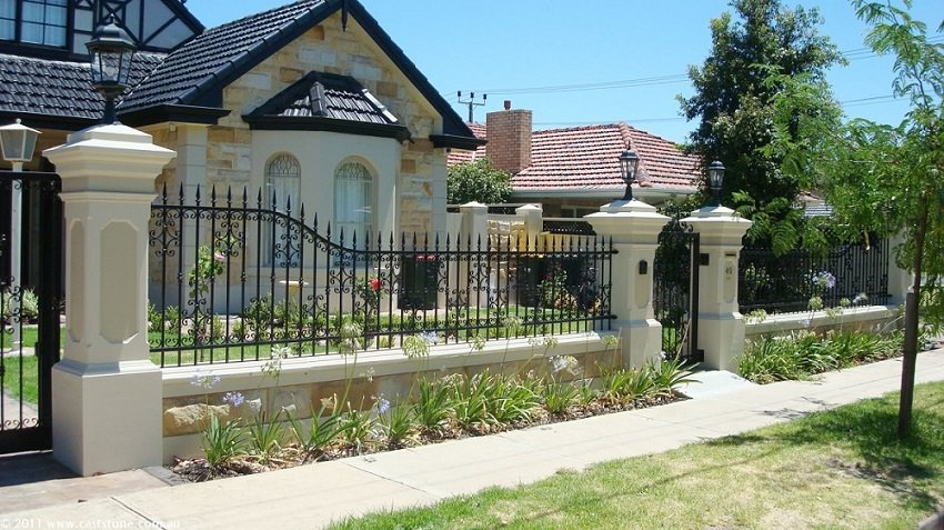 Security Fences For The Home And Garden