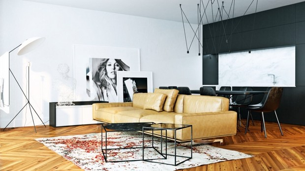 Design Inspirations Artwork For Your Modern Living Room Archi
