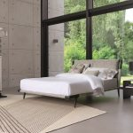 bed design inspired by nature,furniture inspired by antoni gaudi,italian designer bedroom furniture,matteo nunziati interior design,flou bed Italy,
