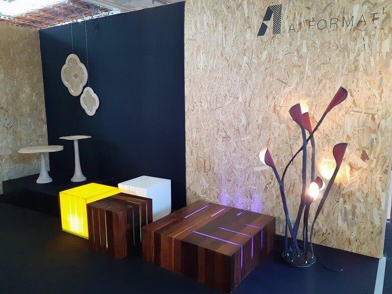 floral lamp shade,croatian lamp designer,wooden coffee tables,hrvatski dizajneri namještaja,modern furniture with led lights,