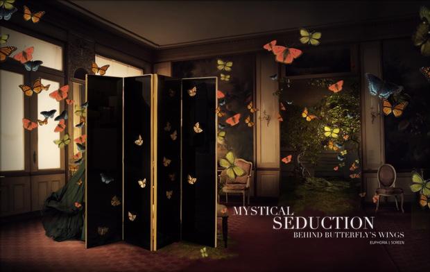 Butterflies By KOKET