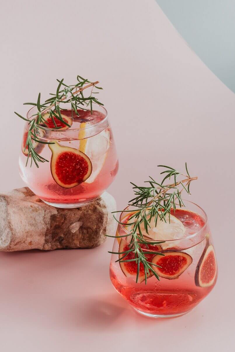 cocktail with fresh figs,what to do in krk city,fig days krk,gastro events croatia,food events in europe,