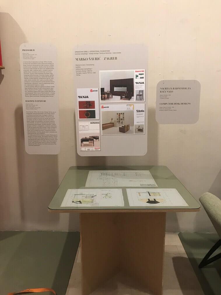 furniture exhibitions in croatia,croatian cultural heritage,historic heritage Croatia,