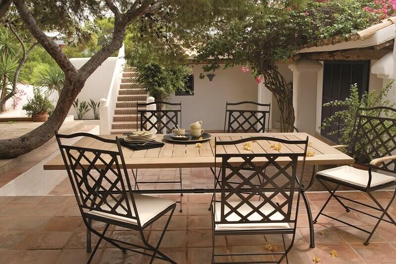 wrought iron outdoor furniture,dining set garden furniture,garden design ideas,