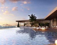 grand park hotel rovinj pool,lissoni associati milano design architettura,hotel terrace with pool design,luxury pool sun loungers,rovinj hotels with pool,