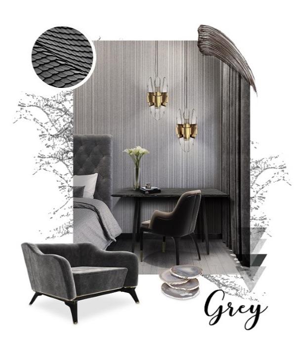 Trendy Colors In Luxury Interiors