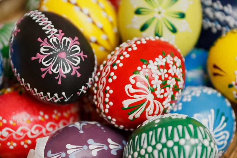 happy Easter colorful eggs,Easter egg art ideas,egg decorating ideas handmade,painted egg decorations,hand painted Easter egg decorations,