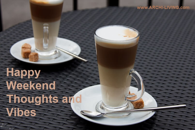 coffee latte three layers,happy weekend images,weekend coffee images,positive weekend vibes,two coffee images,
