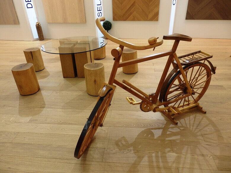 wooden flooring design,galekovic parket zagreb,croatian parquet manufacturers,hardwood flooring colors,wooden bicycles,