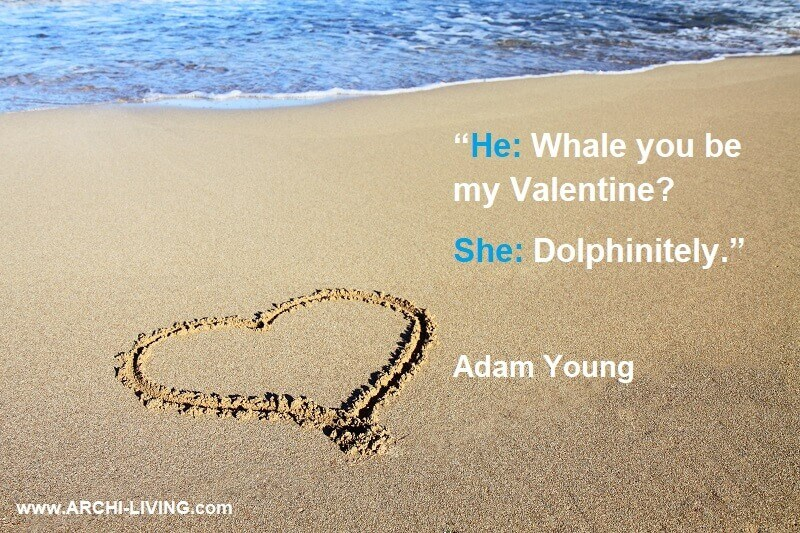 sea inspired love quotes,maritime photo quotes,will you be my valentine quotes,heart in the sand images,adam young quotes,
