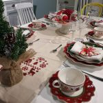 Creative Workshop – Holiday Table Decorations