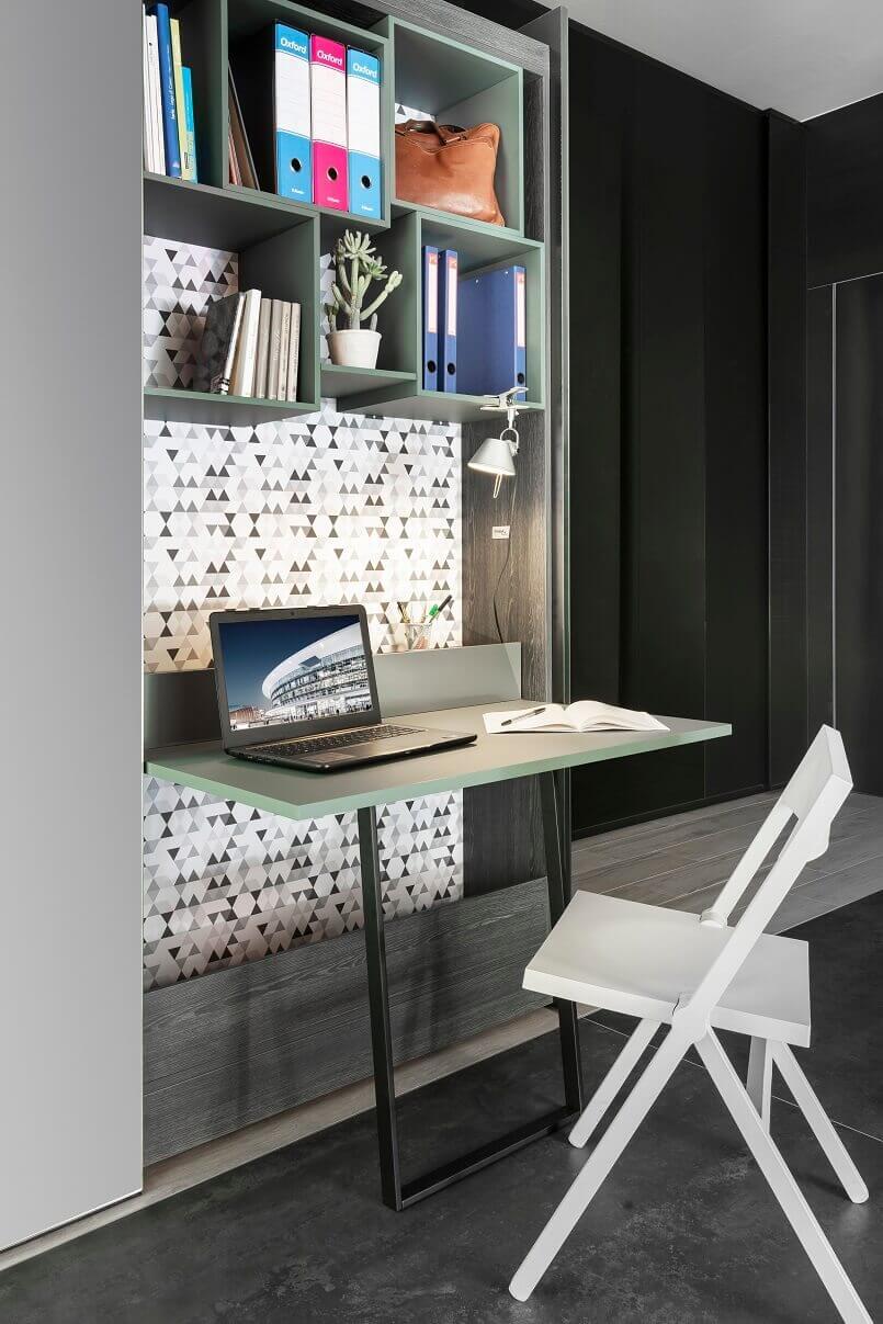 Small Space Ideas Bigfoot The Innovative Sliding Furniture System Archi Living Com