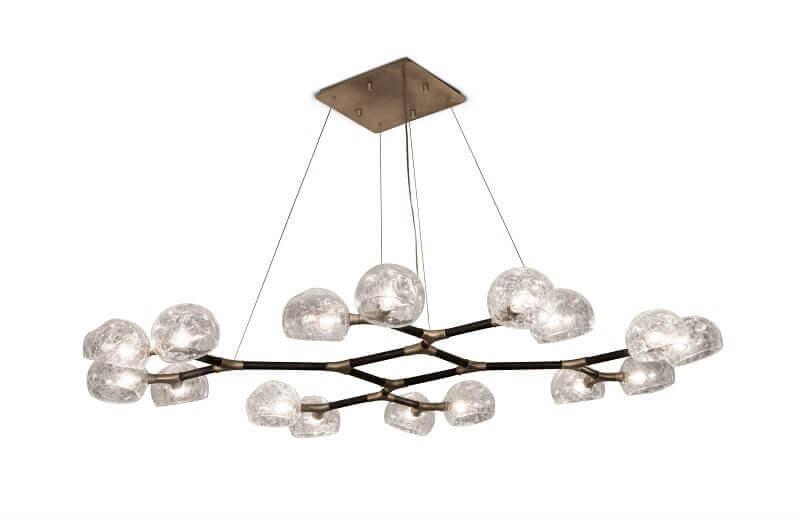 brabbu horus suspension light,luxury chandelier lighting manufacturers,chandelier living room,lighting design ideas,designer lighting fixtures,