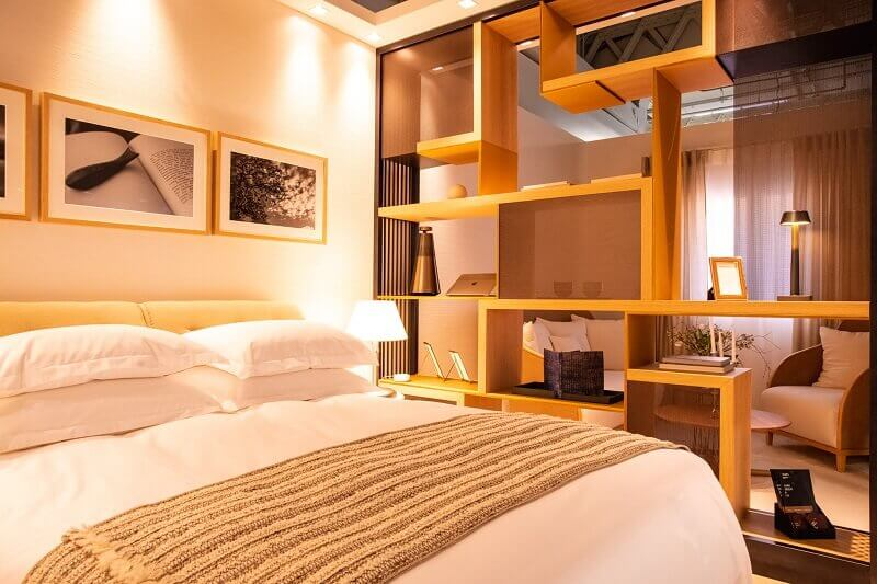 hotel room trends in hospitality industry,guest room decorating ideas,hotel bedroom furniture sets,best interior design hotel rooms,sleep & eat hotel set,