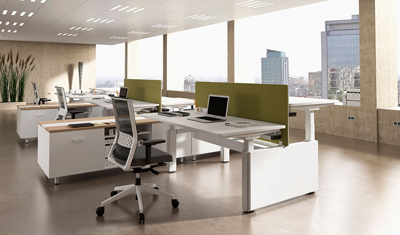 Healthy sitting, imm, contract furniture