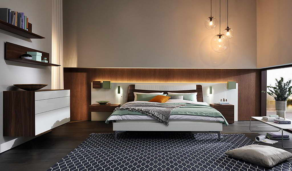Photo Gallery:Bedroom Trends: Withdrawal yes, but not only for sleeping