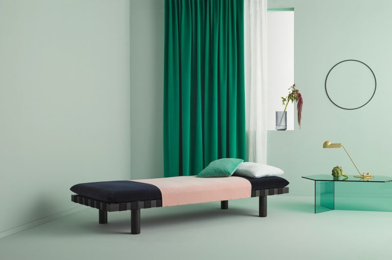 Design in Green, Textile trends in green, green design, imm
