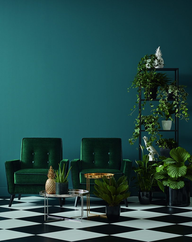 design in green textile trends in green archi. Black Bedroom Furniture Sets. Home Design Ideas