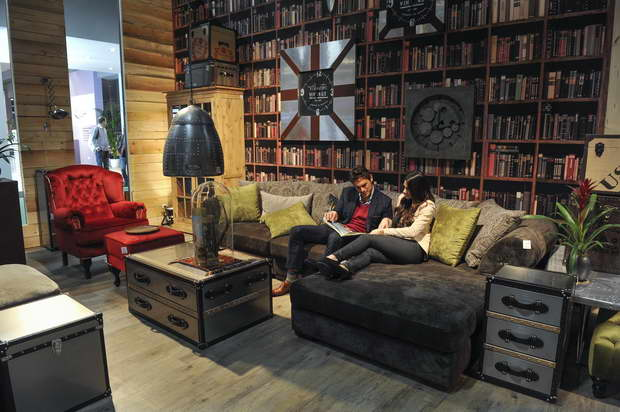 full steam ahead for imm cologne 2015 archi. Black Bedroom Furniture Sets. Home Design Ideas