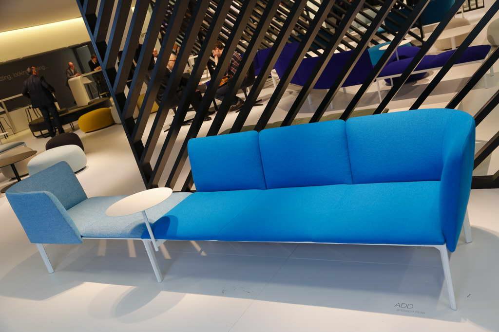 design trends comfort at imm cologne archi. Black Bedroom Furniture Sets. Home Design Ideas