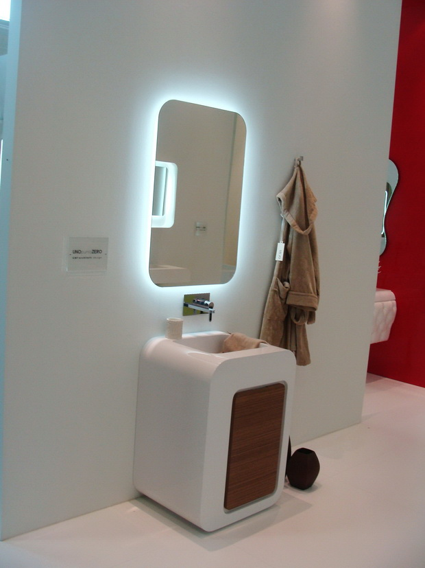 a new bathroom archi. Black Bedroom Furniture Sets. Home Design Ideas
