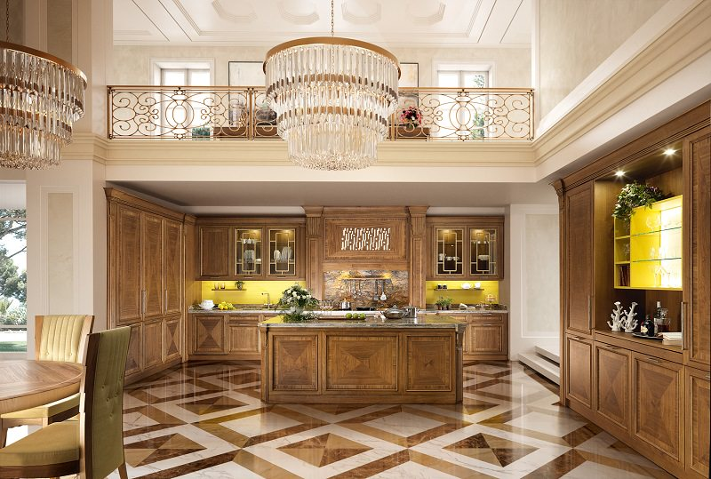 Classy Kitchen Design Martini Mobili Presents Norma Archi Living Com