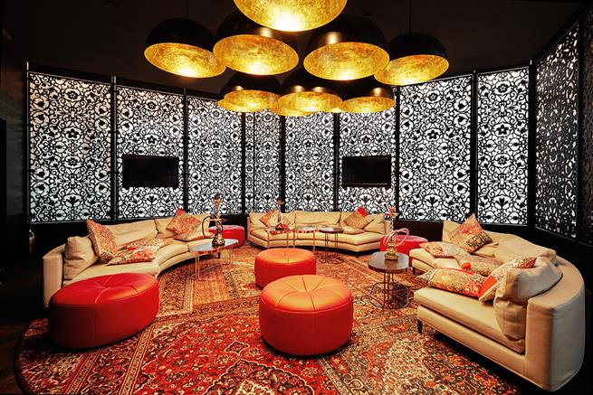 Kameha Grand Zurich Hotel By Marcel Wanders Archi Living Com